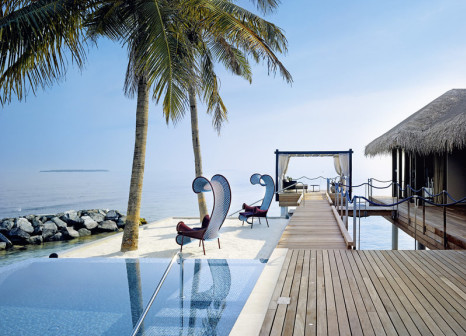 Hotelzimmer mit Golf im Velaa Private Island