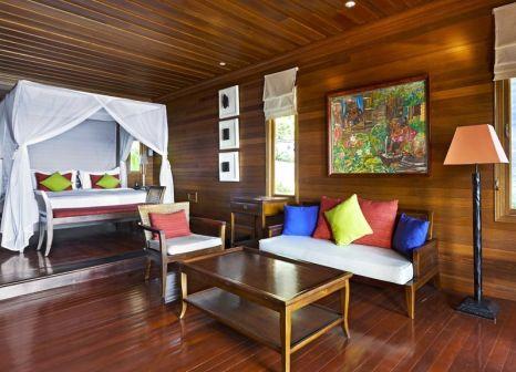 Hotelzimmer mit Tischtennis im Hilton Seychelles Northolme Resort & Spa