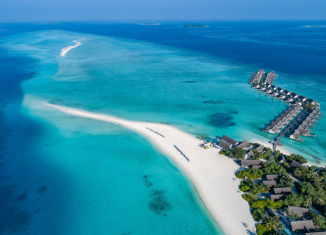 Hotel Four Seasons Resort Maldives at Landaa Giraavaru günstig bei weg.de buchen - Bild von airtours