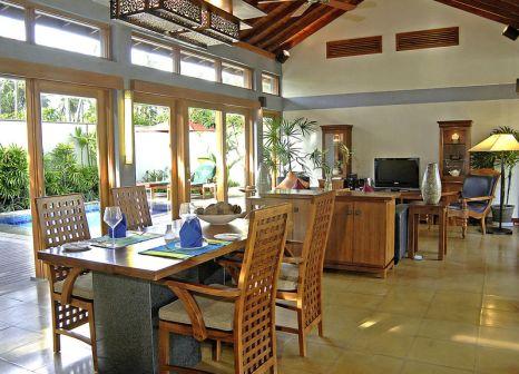 Hotelzimmer mit Golf im Serene Pavilions