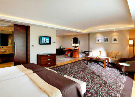 Hotelzimmer mit Yoga im TUI BLUE Side