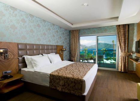 Hotelzimmer mit Mountainbike im Casa De Maris Spa & Resort Hotel
