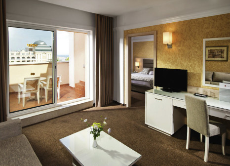 Hotelzimmer mit Minigolf im ClubHotel Riu Helios Paradise
