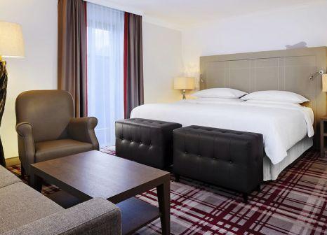 Hotelzimmer mit Golf im Sheraton Fuschlsee-Salzburg, Hotel Jagdhof