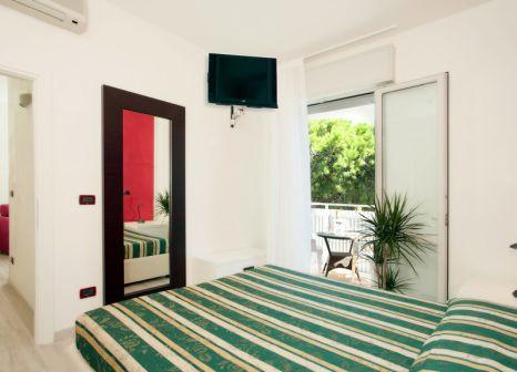 Hotelzimmer mit Sandstrand im Villa Maria