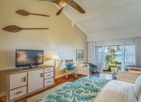 Hotelzimmer mit Volleyball im Turtle Bay Resort
