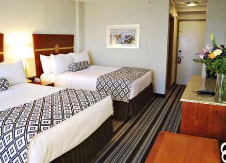 Hotelzimmer mit Aerobic im Crowne Plaza Ventura Beach