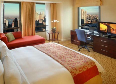 Hotelzimmer mit Tennis im New York Marriott at the Brooklyn Bridge