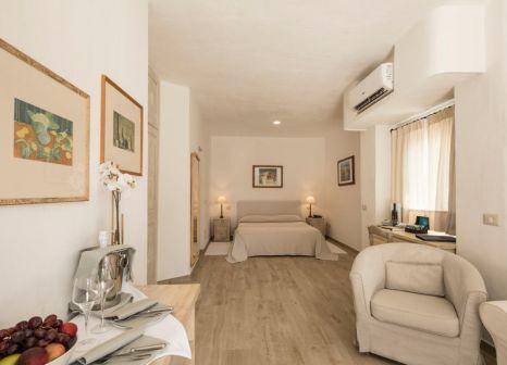 Hotelzimmer mit Golf im Grand Relais de Nuraghi