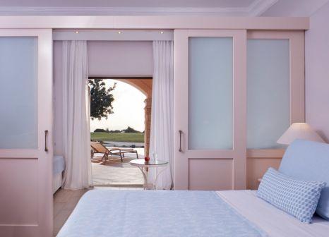 Hotelzimmer mit Mountainbike im Aphrodite Hills Hotel by Atlantica