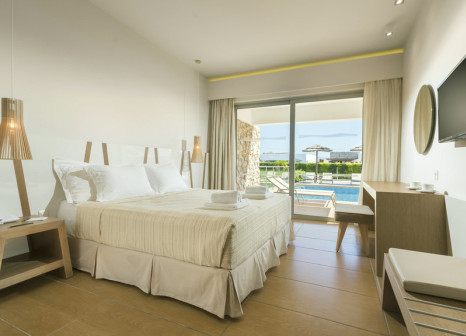 Hotelzimmer mit Volleyball im TUI BLUE Palazzo del Mare