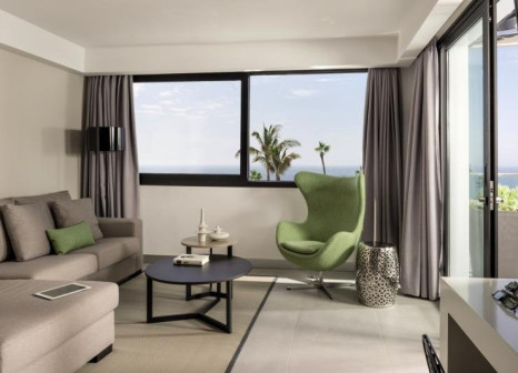 Hotelzimmer mit Golf im La Isla y el Mar Hotel Boutique