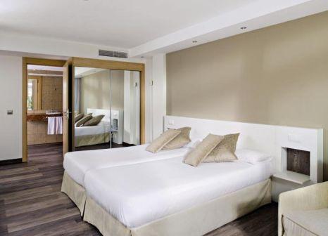 Hotelzimmer mit Mountainbike im Sol Lanzarote