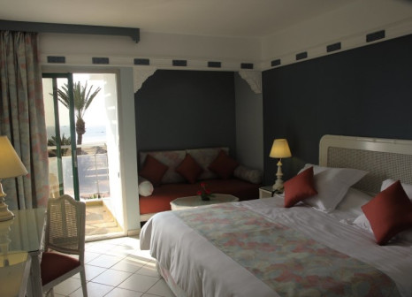 Hotelzimmer mit Volleyball im lti Agadir Beach Club