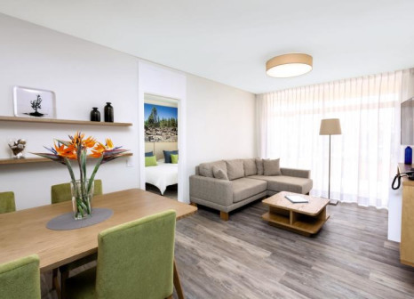 Hotelzimmer mit Golf im Tigaiga Suites