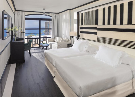Hotelzimmer mit Volleyball im H10 Rubicon Palace