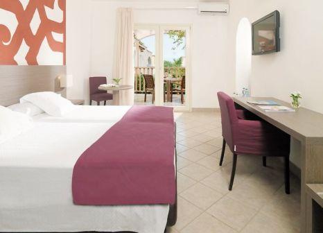 Hotelzimmer mit Volleyball im Iberostar Boa Vista