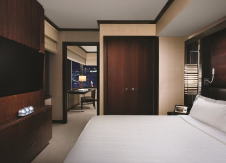 Hotelzimmer mit Animationsprogramm im Vdara Hotel & Spa at ARIA Las Vegas