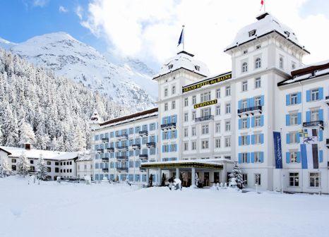 Grand Hotel des Bains Kempinski St.Moritz günstig bei weg.de buchen - Bild von airtours