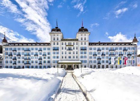 Grand Hotel des Bains Kempinski St.Moritz in Graubünden - Bild von airtours