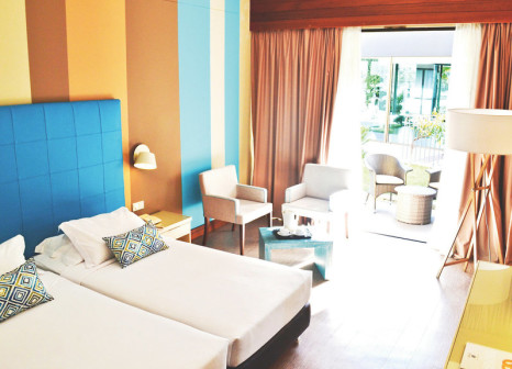 Hotelzimmer mit Tennis im Enotel Quinta do Sol