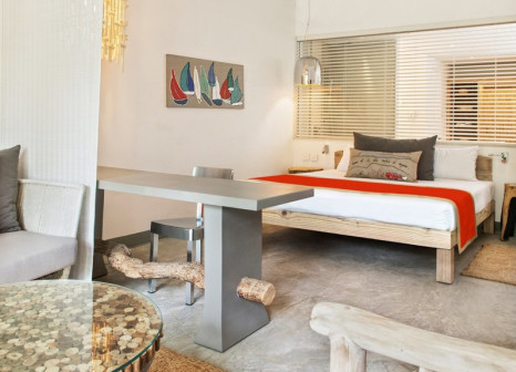 Hotelzimmer mit Yoga im Zilwa Attitude