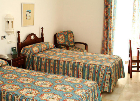 Hotelzimmer mit Golf im Hotel Brasilia