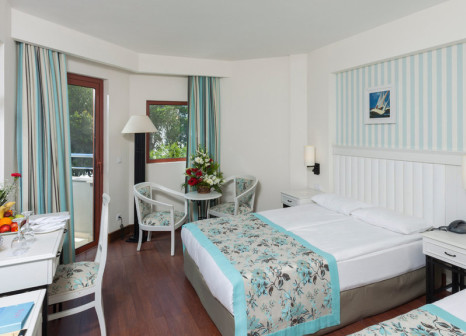 Hotelzimmer mit Volleyball im Monachus Hotel & Spa