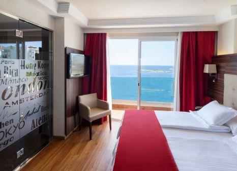Hotelzimmer mit Fitness im Europe Playa Marina