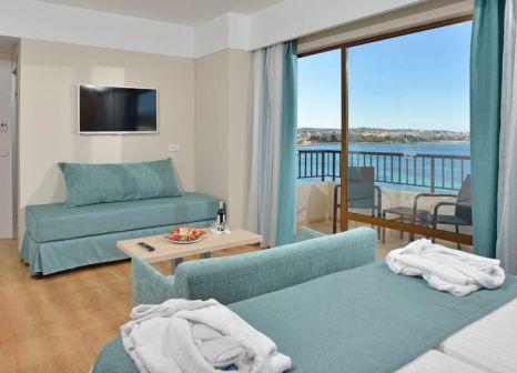 Hotelzimmer mit Mountainbike im Alua Hawaii Ibiza