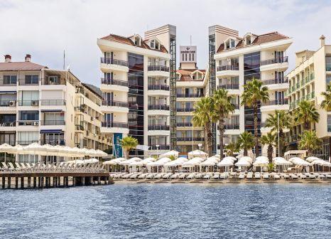 Hotel Poseidon in Türkische Ägäisregion - Bild von Gulet