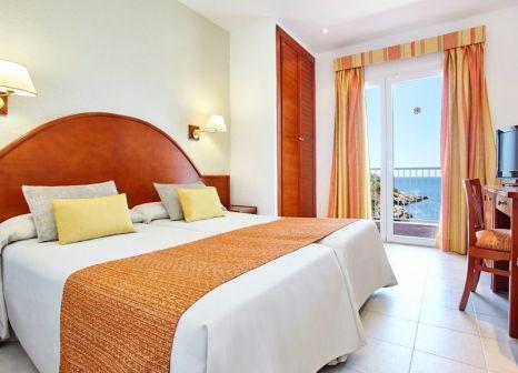 Hotelzimmer mit Fitness im Universal Hotel Aquamarin