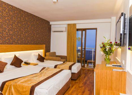 Hotelzimmer mit Volleyball im Eftalia Aytur
