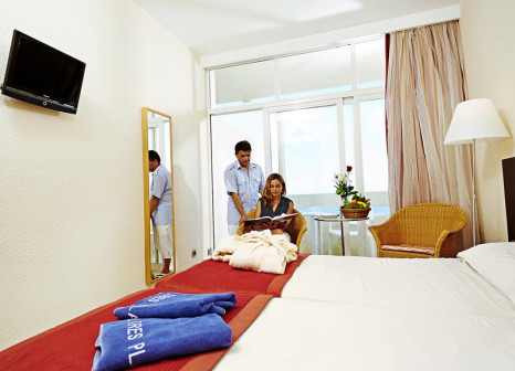Hotelzimmer mit Aerobic im Tres Playas