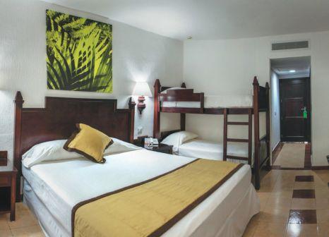 Hotelzimmer mit Golf im Hotel Riu Lupita