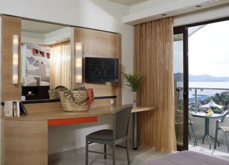 Hotelzimmer mit Minigolf im Esperos Mare