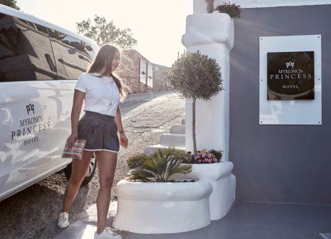 Hotel Mykonos Princess 7 Bewertungen - Bild von Gulet
