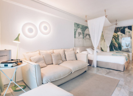 Hotelzimmer mit Fitness im Iberostar Marbella Coral Beach