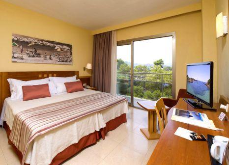 Hotelzimmer mit Mountainbike im Bellamar Hotel Beach & Spa