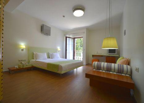Hotelzimmer mit Volleyball im Isil Club Bodrum