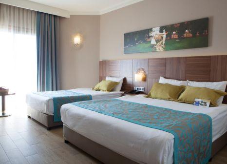 Hotelzimmer mit Volleyball im Letoonia Golf Resort