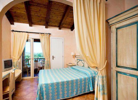 Hotelzimmer mit Mountainbike im Colonna Du Golf