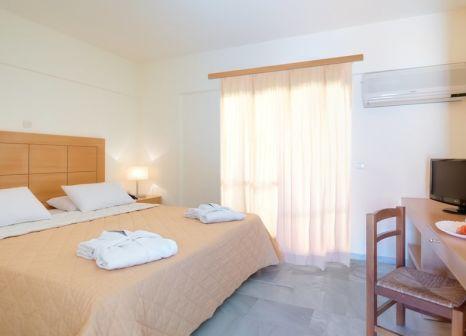 Hotelzimmer mit Pool im Mare-Olympus Apartments