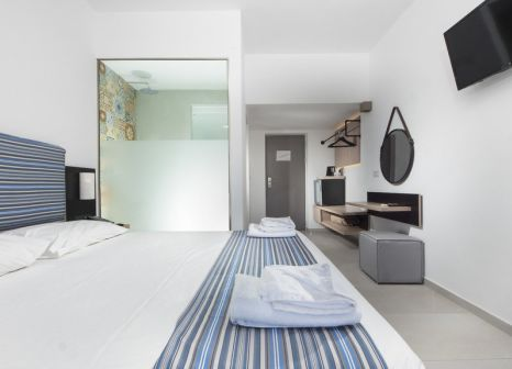 Hotelzimmer mit Tennis im Lymberia