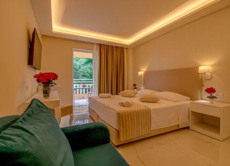 Hotelzimmer mit Mountainbike im Ibiscus Hotel Corfu