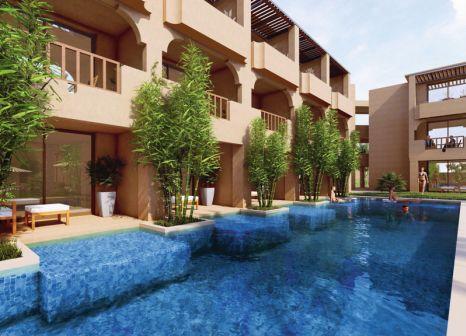 Hotelzimmer mit Volleyball im Hotel Riu Tikida Garden