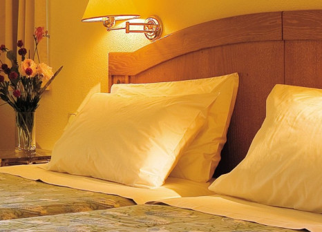 Hotelzimmer mit Volleyball im Grecotel Royal Park