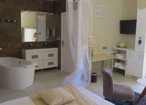 Hotelzimmer mit Tischtennis im Le Cilaos