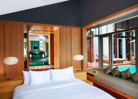 Hotelzimmer mit Volleyball im W Koh Samui