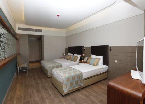Hotelzimmer mit Yoga im Hotel Grand Side